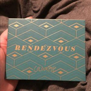 Colourpop rendezvous palette